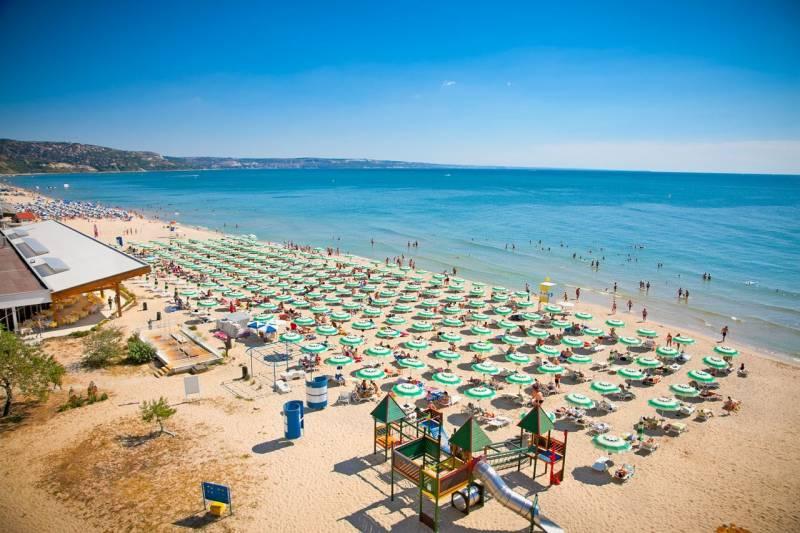 Bulgarije strand